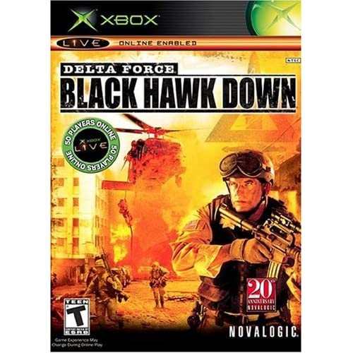 Image 0 of Delta Force Black Hawk Down Xbox For Xbox Original