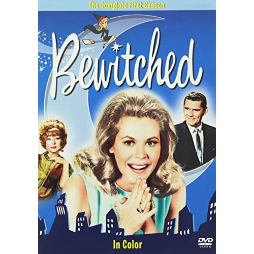 Image 0 of Bewitched: Season 1 On DVD With Elizabeth Montgomery Comedy