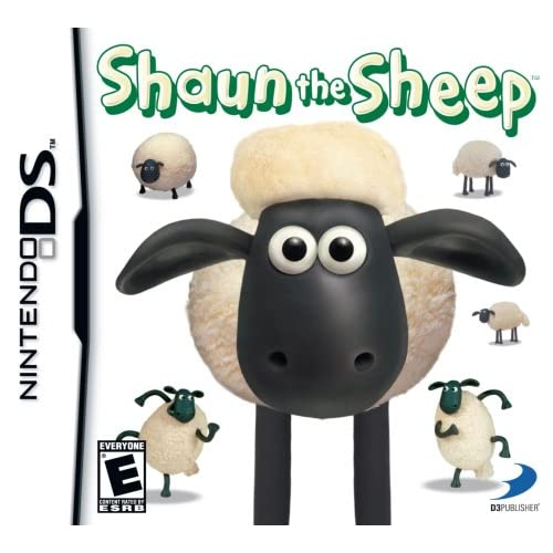 Image 0 of Shaun The Sheep For Nintendo DS DSi 3DS 2DS