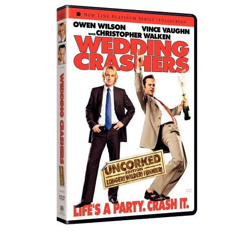 Wedding Crashers Uncorked Unrated Full Screen Edition On DVD With Owen