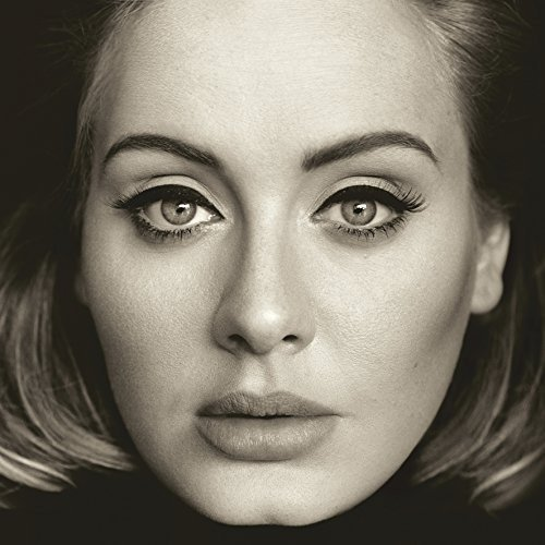 Image 0 of 25 By Adele On Audio CD Album 2015
