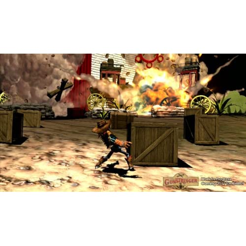 Shooting Games For Xbox 360 : Gunstringer for xbox shooter game only e