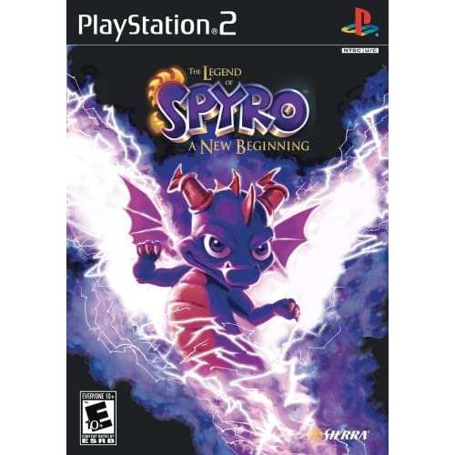 Image 0 of Legend Of Spyro: A New Beginning For PlayStation 2 PS2