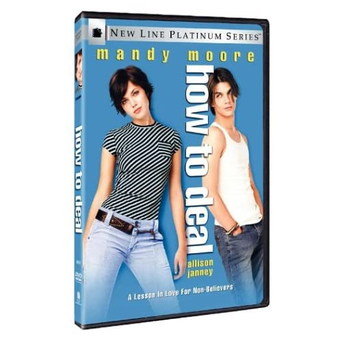 Image 0 of How To Deal New Line Platinum Series On DVD With Mandy Moore Romance