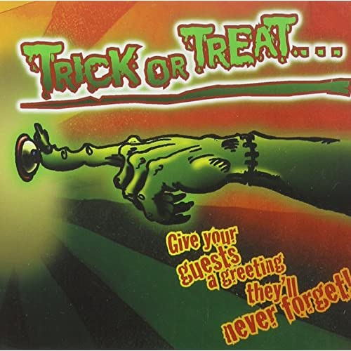 Image 0 of Halloween Trick Or Treat By Various On Audio CD Album 2011