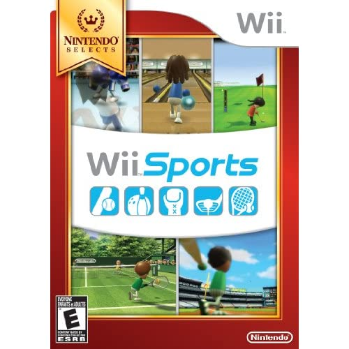 Image 0 of Wii Sports Nintendo Selects For Wii And Wii U