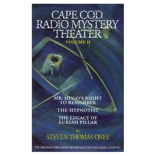 Image 0 of Cape COD Mystery Theater Vol 2 By Steven Thomas Oney 1993 On Audio Cassette