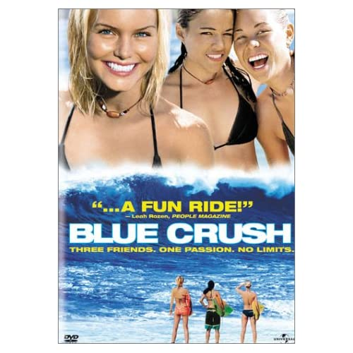 Image 0 of Blue Crush Widescreen Edition On DVD With Kate Bosworth