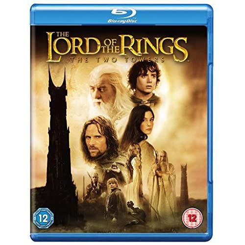 Image 0 of The Lord Of The Rings: The Two Towers Blu-Ray 2002 On Blu-Ray
