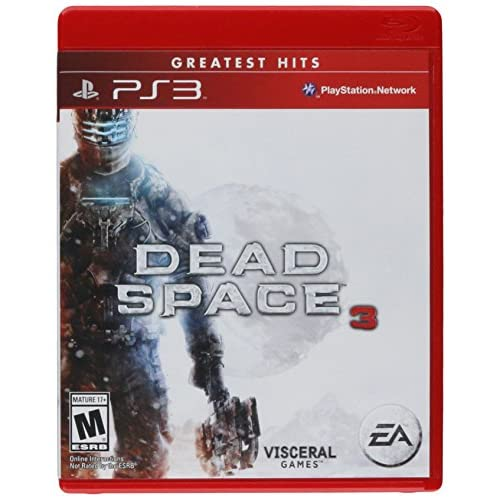 Dead Space 3 Limited Edition For PlayStation 3 PS3