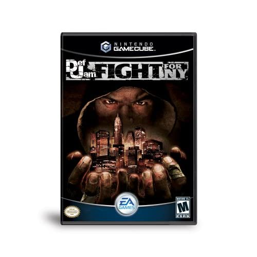 Def Jam: Fight For NY For GameCube