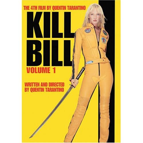 Image 0 of Kill Bill Vol 1 On DVD With Uma Thurman
