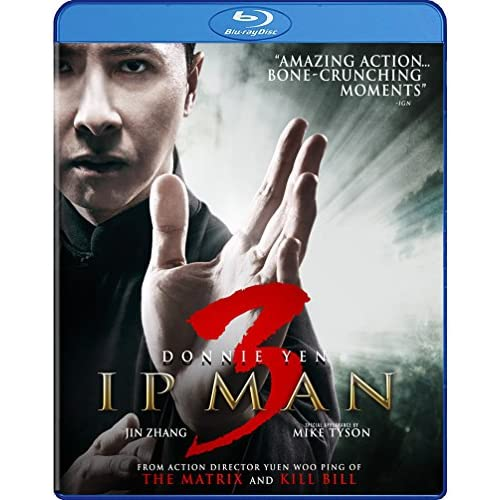 Image 0 of IP Man 3 Blu-Ray On Blu-Ray With Donnie Yen