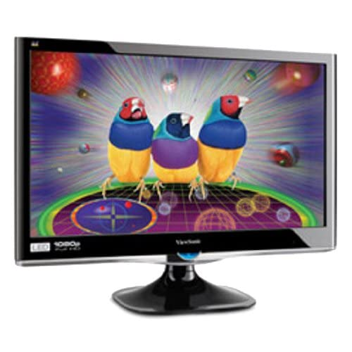 Image 0 of Viewsonic VX2250WM-LED 22 Inch 21.5 Inch Vis Widescreen Full HD 1080P LED Monito