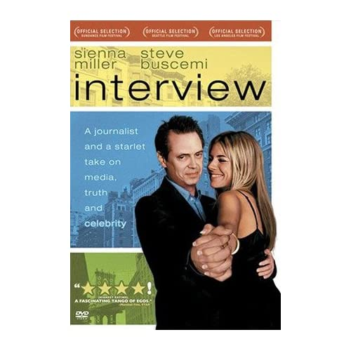 Image 0 of Interview On DVD Drama