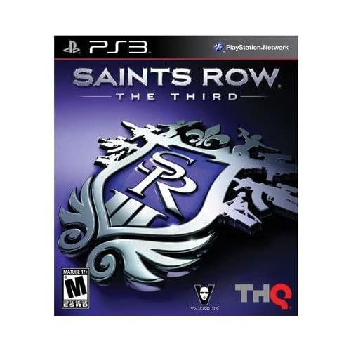 Image 0 of Square Enix Saints Row The Third G H PS3 For PlayStation 3
