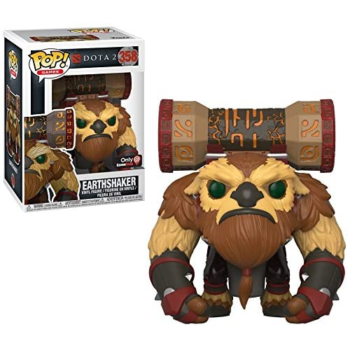 Funko Pop Games: Dota 2- Earthshaker Collectible Figure Toy Figurine