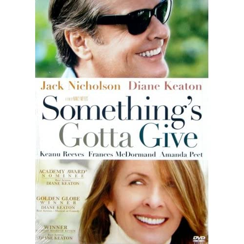 Something's Gotta Give On DVD With Diane Keaton