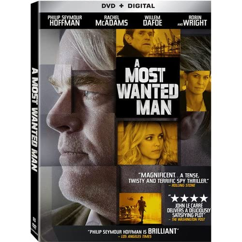 Image 0 of A Most Wanted Man DVD Digital On DVD With Philip Seymour Hoffman
