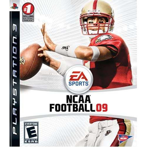 NCAA Football 09 For PlayStation 3 PS3