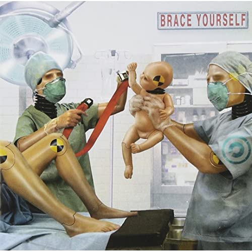 Image 0 of Brace Yourself By Dropping Daylight On Audio CD Album 2006