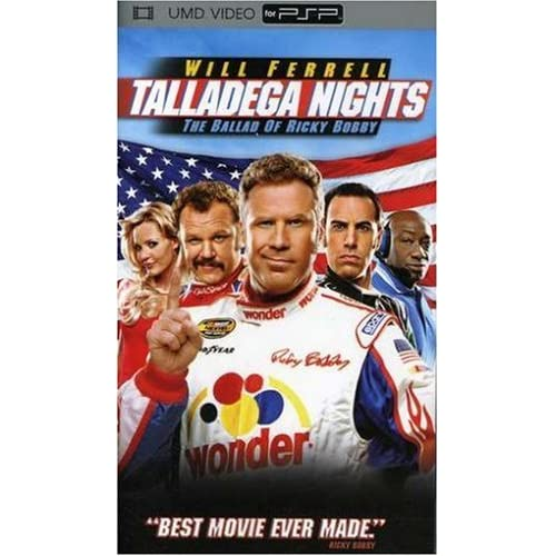 Image 0 of Talladega Nights The Ballad Of Ricky Bobby UMD For PSP