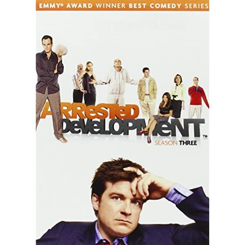 Image 0 of Arrested Development: Season 3 On DVD With Jason Bateman Comedy