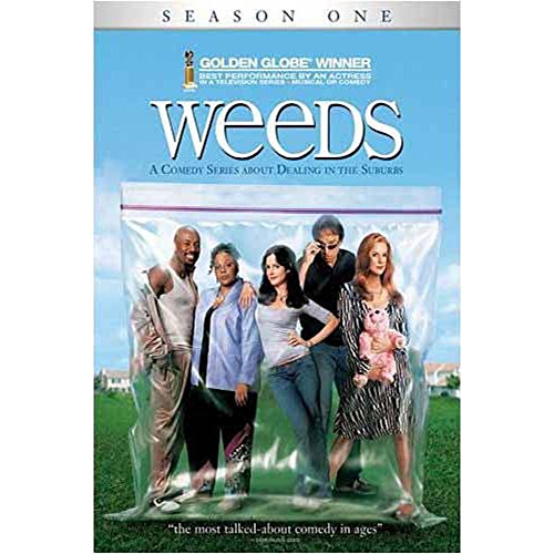 Image 0 of Weeds: Season 1 On DVD With Mary-Louise Parker