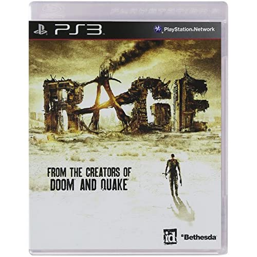 Image 0 of Rage For PlayStation 3 PS3 Shooter