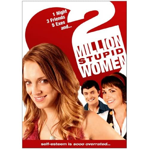 2 Million Stupid Women On DVD With Sarah Lindsay Hall
