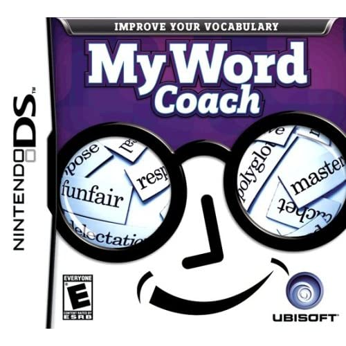 Image 0 of My Word Coach For Nintendo DS DSi 3DS 2DS
