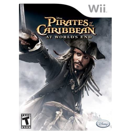 Image 0 of Pirates Of The Caribbean: At World's End For Wii And Wii U Disney