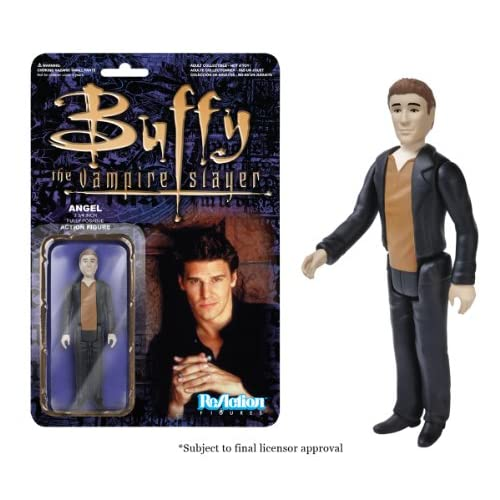 Funko Buffy The Vampire Slayer Angel Reaction Figure Toy