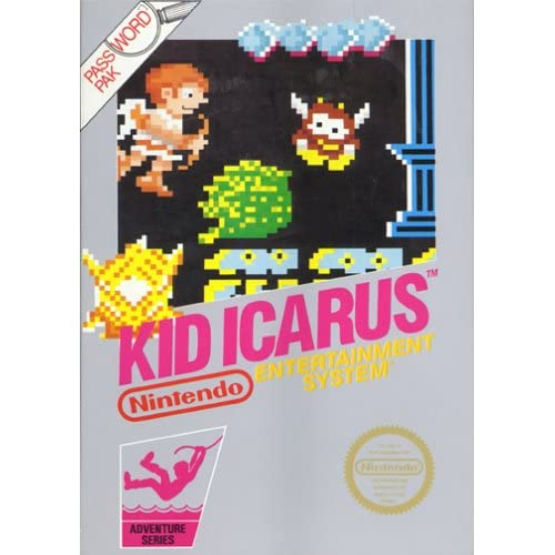 Image 0 of Kid Icarus For Nintendo NES Vintage