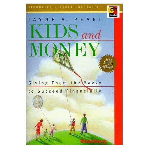 Image 0 of Kids And Money By Jayne A Pearl On Audio Cassette