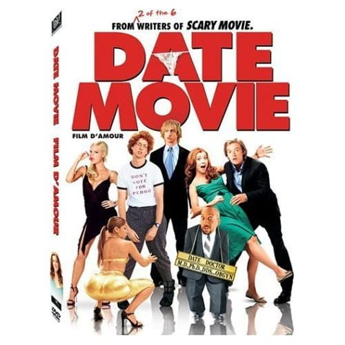 Image 0 of Date Movie On DVD