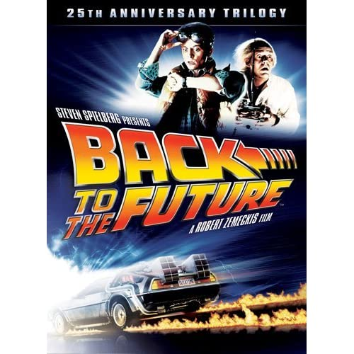 Image 0 of Back To The Future: 25th Anniversary Trilogy On DVD With Michael J Fox