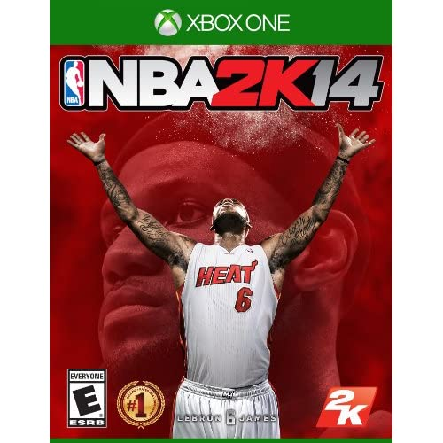 Image 0 of NBA 2K14 For Xbox One Basketball