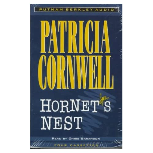 Image 0 of Hornet's Nest Andy Brazil By Patricia Cornwell On Audio Cassette