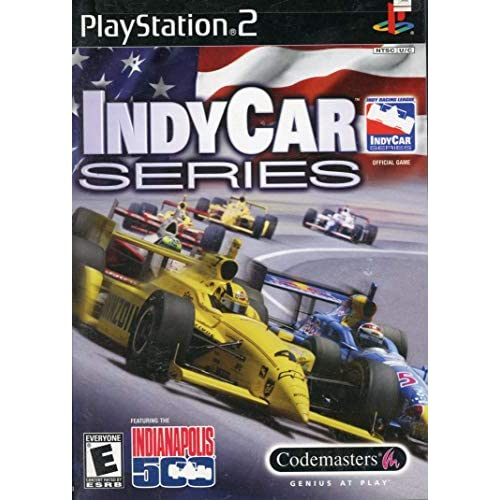 Image 0 of Indycar Series For PlayStation 2 PS2 Racing