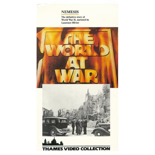 Image 0 of World At War:Nemesis/Slipsleeve On VHS With Laurence Olivier