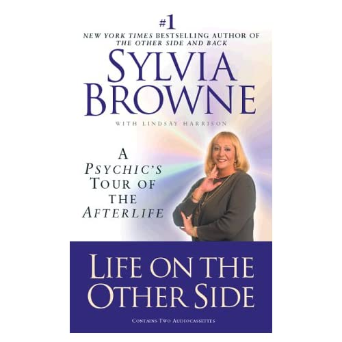 Image 0 of Life On The Other Side By Browne Sylvia Harrison Lindsay On Audio Cassette