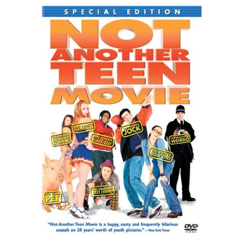 Not Another Teen Movie Special Edition On DVD With Jaime Pressly