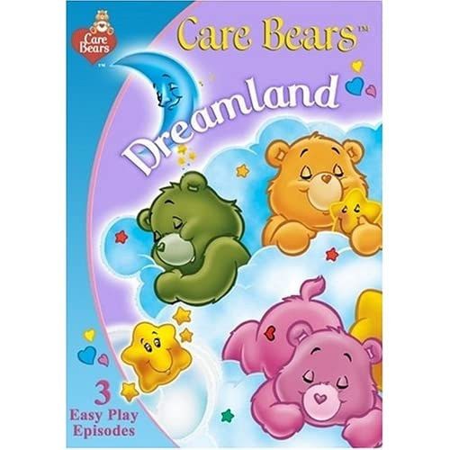 Image 0 of Care Bears: Dreamland On DVD
