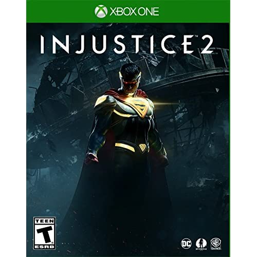 Injustice 2 Standard Edition For Xbox One Fighting