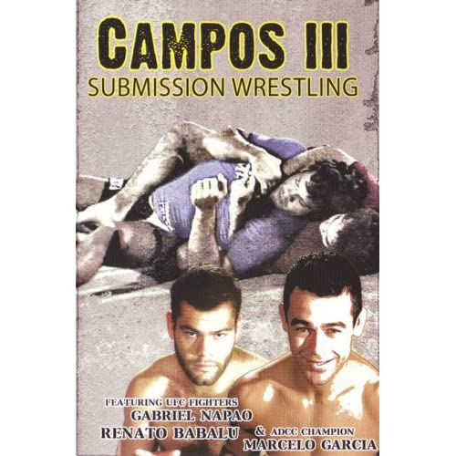 Image 0 of Campos III: Brazilian Submission Wrestling On DVD With Babalu Sobral