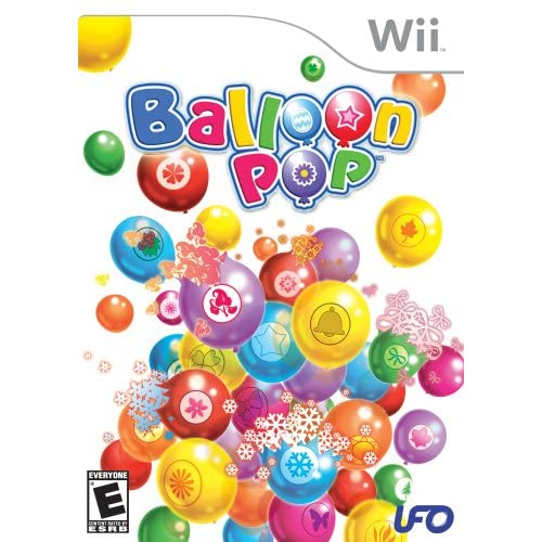 Image 0 of Balloon Pop For Wii Puzzle