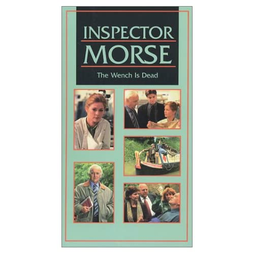 Image 0 of Inspector Morse The Wench Is Dead On VHS