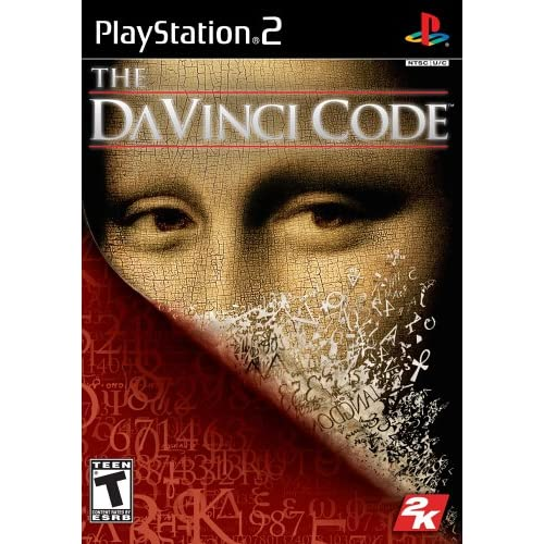 Image 0 of Da Vinci Code For PlayStation 2 PS2