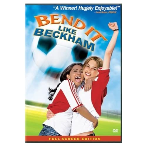 Image 0 of Bend It Like Beckham Full Screen Edition On DVD With Parminder Nagra Comedy